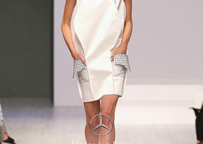Mercedes Benz Fashion Week Berlin - EP ANOUI by Eva Poleschinski S/S 14