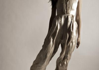 """EP ANOUI by Eva Poleschinski S/S10 """"toxicity""""  © Markus Thums"""