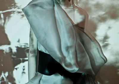 "EP ANOUI by Eva Poleschinski Fall/Winter 12/13 ""L'air de vivre"" © Andreas Waldschütz"