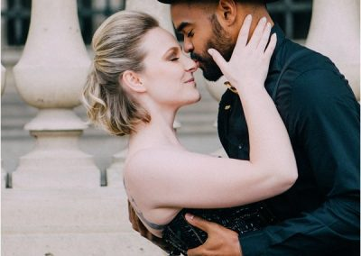 chanel-inspired-engagement-shoot